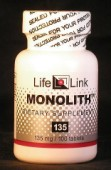 Monolith™ (lithium orotate) 135 mg x 100 tablets